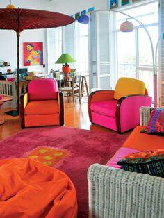 pop art & interior