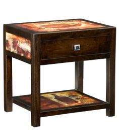 GALLERY BEDSIDE TABLE (STREET)  $230.00