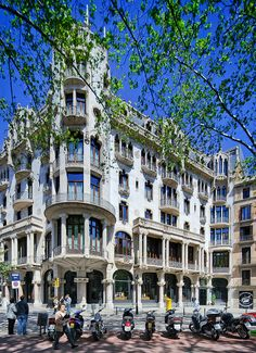 Casa Fuster   Barcelona, Spain hotel we stayed in before our 2006 Mediterranean cruise wonderful!!