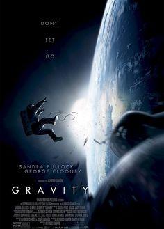 Gravity : Sandra Bullock & George Clooney