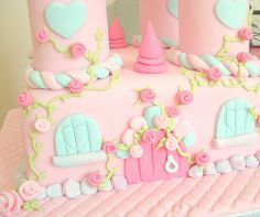 Pink baby's castle | Flickr - Photo Sharing!