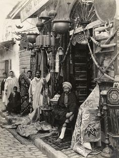 Fascinating Old Photos of Tunisia in The Late Century Old Pictures, Old Photos, Syria Pictures, Vintage Photographs, Vintage Photos, Where To Buy Carpet, Carthage, Magic Carpet, Arabian Nights