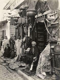 Old Tunis (by Lehnert & Landrock)