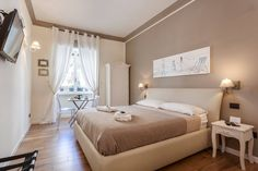 Places to stay in Rome $64/night