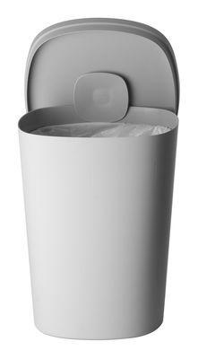 Mülleimer Hideaway / Wäschekorb - 45 Liter, Grau von Muuto finden Sie bei Made In Design, Ihrem Online Shop für Designermöbel, Leuchten und Dekoration.