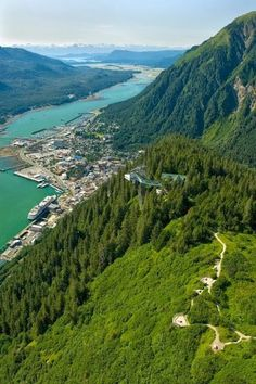 JUNEAU ALASKA, gorgeous place to visit...weather was great and we had a great time!