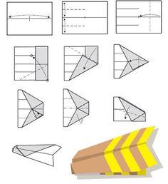 """Résultat de recherche d'images pour """"avions en papier qui vole bien"""""""