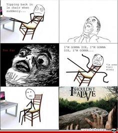 Rage comic :)