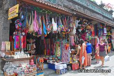 Top 10 Bali Shopping - Most Popular Shopping Places in Bali