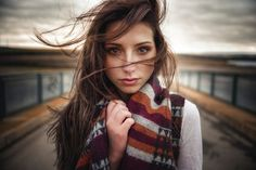 Portrait Photography Inspiration : Fjolla Portrait