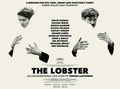 The Lobster (2015 film). Director : Yorgos Lanthimos.