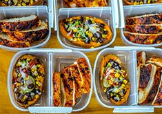 Clean meals: Make weekly meal prep fast, easy, and fun with these 5 delicious recipes that offer new takes on your favorite fit-food staples