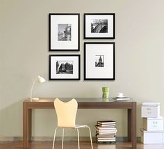 Ridiculously Easy Gallery Framing! | changeofart.com