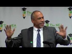 """Pedro Noguera on """"Leading New Opportunities to Learn"""" - Published on Oct 17, 2012 In his remarks at the NEA Foundation's Cross-Site Convening on Oct. 12, 2012, Pedro Noguera, reflected on promotion of equity to close the achievement gaps by addressing the broader range of academic and non-academic supports needed by traditionally under-served student populations to succeed.  """"Creating the Opportunity to Learn: Moving from Research to Practice to Close the Achievement Gap,"""""""