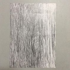 #WORK 011 SEP, 2015 297x210mm #pencil on #paper [tag] #abstract #drawing #beauty #simple #blank #space #void #indication #trace #deficiency #shading #foggy #shabby #vintage #patina #aged #crease #minimal #blur #wave #fade #oxidation #stain #woodgrain #frottage #zen #禅
