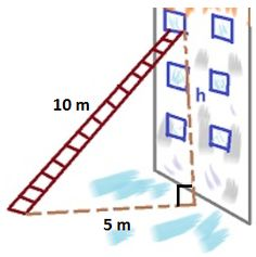In Maths, Pythagoras theorem or Pythagorean theorem shows the relation between base, perpendicular and hypotenuse of a right-angled triangle. Montessori Math, Homeschool Math, Homeschooling, Teaching Geometry, Teaching Math, Math Teacher, Math Classroom, Pythagorean Theorem Problems, Triangle Math