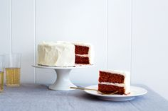 Because no one wants a brown red velvet cake. And this one is still natural (no Red Dye 40) | Food52