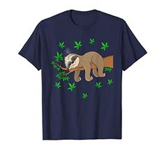 Buddy's Mom, Weed Shop, Stoner Gifts, Smoke Weed, Boyfriend Girlfriend, Husband Wife, Sloth, Cannabis, Mens Tops