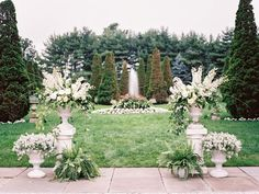 Classic Ceremony Urns - AvaFlora Michelle Lange Photography