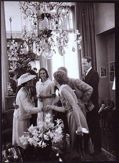Coco Chanel & Audrey Hepburn