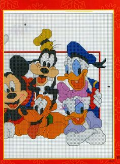 Mickey & Friends 2 of 2