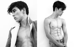 I LOVE his singing and now im in love with his body(;