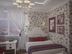 комната девушки в стиле прованс: 26 тис. зображень знайдено в Яндекс.Зображеннях