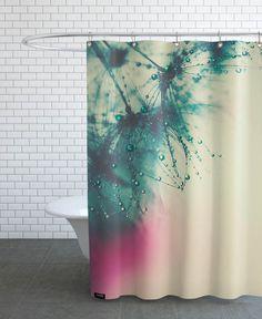 A touch of Pink als Duschvorhang von Ingrid Beddoes | JUNIQE