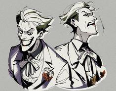 Joker Dc Comics, Joker Comic, Joker Art, Joker Joker, Joker Pics, Comic Book Characters, Comic Books Art, Comic Art, Heath Ledger Joker
