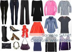 Ask Allie: SAHM Capsule Wardrobe