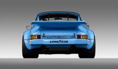 porsche 911 carrera rsr - iroc - denny hulme - 1974