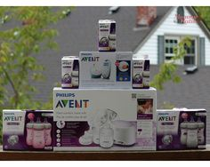 Mommy Katie: #Giveaway Be Prepared For Baby with Philips Avent (3 Winners!)