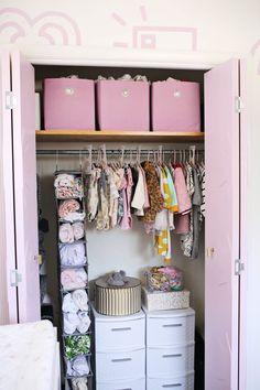 Nursery Closet Dividers (Free Printable!) – A Beautiful Mess