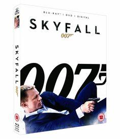 LOWEST EVER PRICE DROP Skyfall Blu-ray + DVD + Digital Copy NOW £8.99