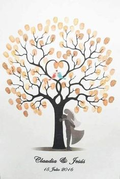 arbol de huellas boda gratis cojin+instructivo+toallas Best Gifts, Merry, Diy, Illustration, Painting, Trees, Wedding Ideas, Weddings, Home Decor