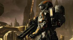 The Halo Universe is bigger than ever with entries on everything from weapons and vehicles to characters and location. Odst Halo, Halo Backgrounds, Halo Armor, Pokemon, Red Vs Blue, Jojo Memes, Military Gear, Laptop Wallpaper, Game Character