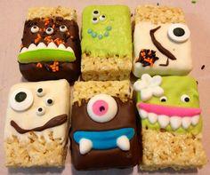 Monster Krispy Treat