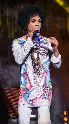 Prince Hit and Run II Tour UK May 2014