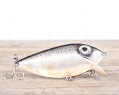 Fishing Lure / Fishing Decor / Thin Fin Vintage by Vintage05