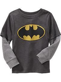 2-in-1 DC Comics™ Batman Tee for Baby