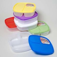 Large 3 Compartment Plastic Storage Container (36 Pack) by DDI. $232.02. Please refer to the title for the exact description of the item.. High quality items at low prices to our valued customers.. We proudly offer free shipping. We can only ship to the continental United States.. All of the products showcased throughout are 100% Original Brand Names.. 100% Satisfaction Guaranteed.. Large 3 Compartment Plastic Storage Container. Clear Bottom With 6 Assorted Color ...