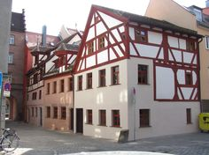 This new museum shows you how craftsmen used to live and work in Nuremberg during the last centuries! Have as well a look at the well-preserved and uncovered historic building stock!