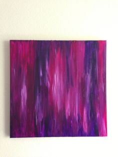 ORIGINAL Abstract Acrylic Painting by PaintWithoutLogic on Etsy