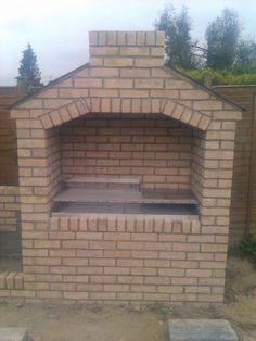 Brick Bbq Pit Designs   Home Ideas Design