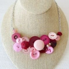 Crafty ways to use buttons for gifts by WordStock