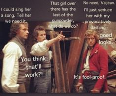 Hehe. I think they should listen to Enjolras...