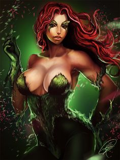 Poison Ivy Sex Game