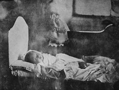 Princess Beatrice, Queen Victoria's youngest child, Aged approximately 1 year.