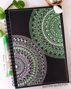 Easy Mandala Drawing, Mandala Sketch, Simple Mandala, Mandala Book, Mandala Canvas, Mandala Artwork, Mandala Pattern, Mandala Design, Sketchbook Cover