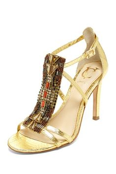 Roselle Embellished Sandal by Vince Camuto on @HauteLook